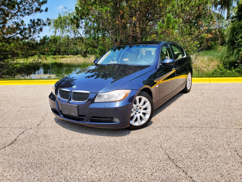 2006 BMW 3 Series for sale at Excalibur Auto Sales in Palatine IL