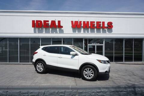 2017 Nissan Rogue Sport for sale at Ideal Wheels in Sioux City IA