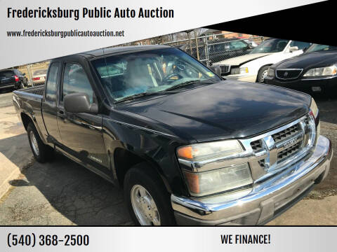 2008 Isuzu i-Series for sale at FPAA in Fredericksburg VA