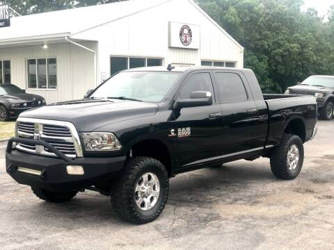 2016 RAM Ram Pickup 2500 for sale at Torque Motorsports in Rolla MO