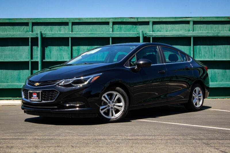 2016 Chevrolet Cruze for sale at 605 Auto  Inc. in Bellflower CA