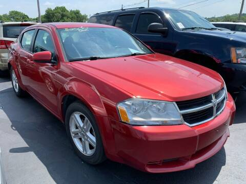 2010 Dodge Avenger for sale at American Motors Inc. - Cahokia in Cahokia IL