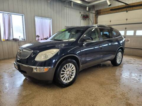 2008 Buick Enclave for sale at Sand's Auto Sales in Cambridge MN