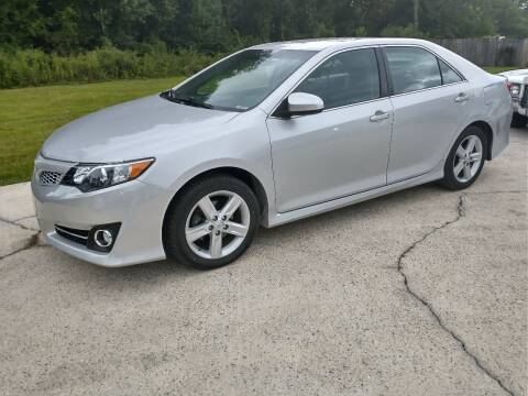 2014 Toyota Camry for sale at J & J Auto of St Tammany in Slidell LA