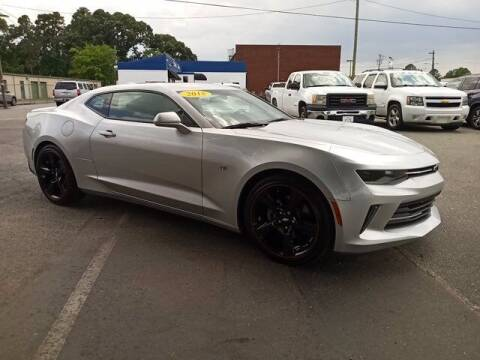 2018 Chevrolet Camaro for sale at Auto Finance of Raleigh in Raleigh NC