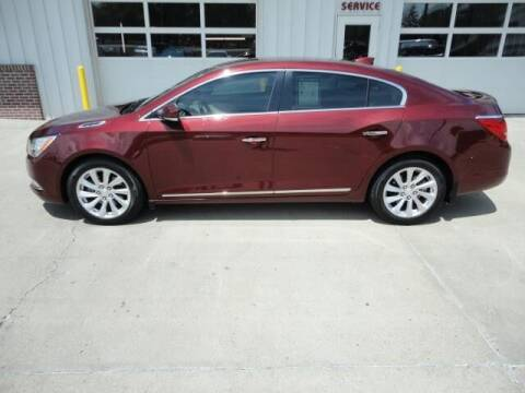 2015 Buick LaCrosse for sale at Quality Motors Inc in Vermillion SD