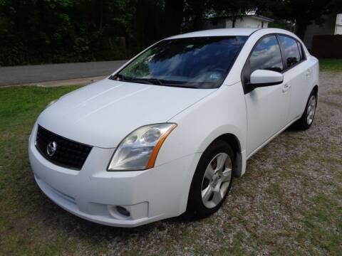 2009 Nissan Sentra for sale at Liberty Motors in Chesapeake VA