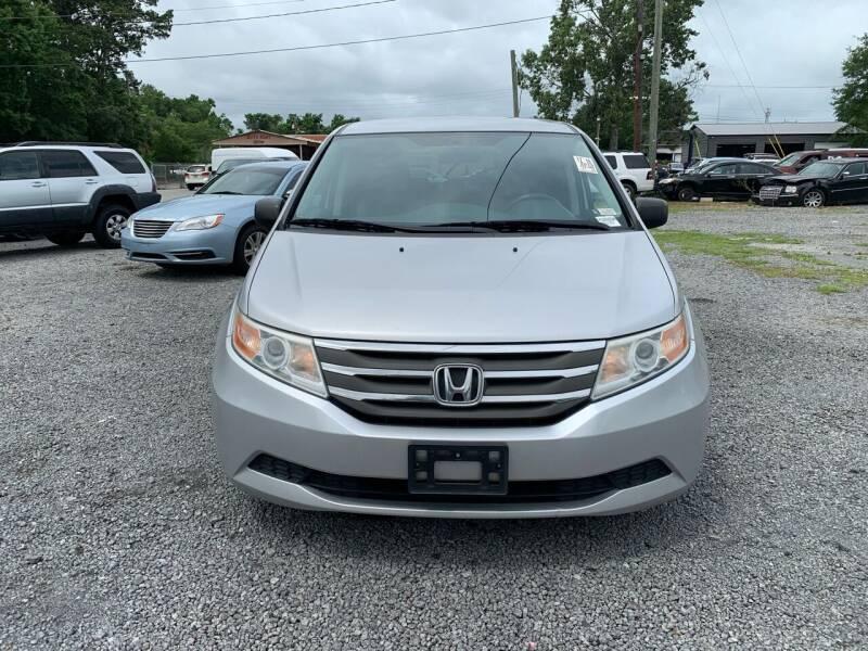 2013 Honda Odyssey for sale at Auto Mart in North Charleston SC