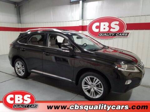 2015 Lexus RX 350 for sale at CBS Quality Cars in Durham NC