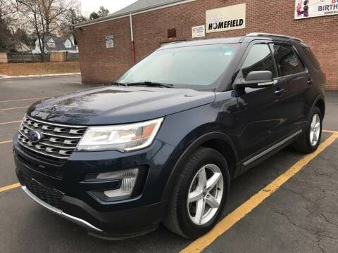2016 Ford Explorer for sale at Drive Deleon in Yonkers NY