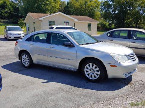 2008 Chrysler Sebring for sale at K & P Used Cars, Inc. in Philadelphia TN