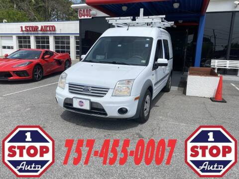2013 Ford Transit Connect for sale at 1 Stop Auto in Norfolk VA