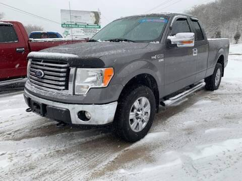 2012 Ford F-150 for sale at Court House Cars, LLC in Chillicothe OH