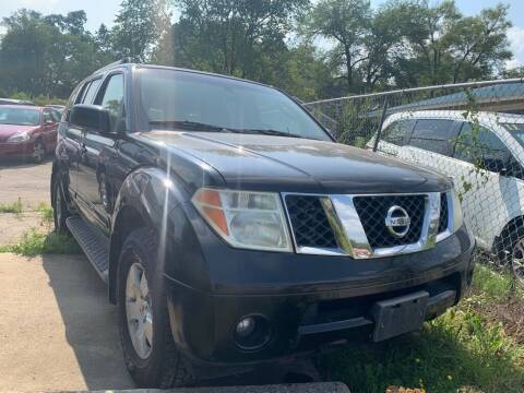 2007 Nissan Pathfinder for sale at ALVAREZ AUTO SALES in Des Moines IA
