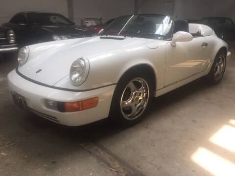 1994 Porsche 911 for sale at Milpas Motors Auto Gallery in Ventura CA