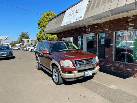 2009 Ford Explorer for sale at M&M Auto Sales in Portland OR