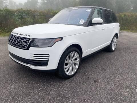 2018 Land Rover Range Rover for sale at JOE BULLARD USED CARS in Mobile AL