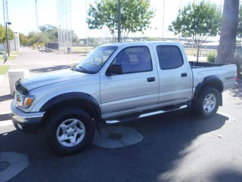 2003 Toyota Tacoma for sale at J & E Auto Sales in Phoenix AZ