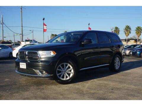 2014 Dodge Durango for sale at Maroney Auto Sales in Humble TX