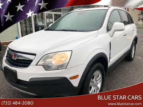 2008 Saturn Vue for sale at Blue Star Cars in Jamesburg NJ