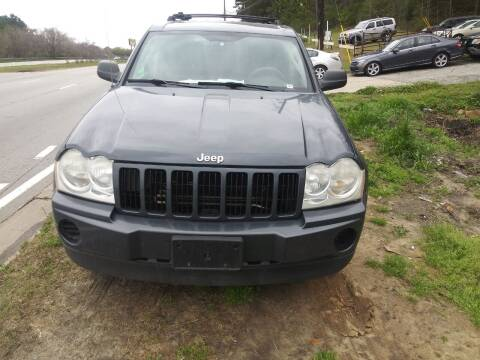 2007 Jeep Grand Cherokee for sale at Moreland Motorsports in Conley GA