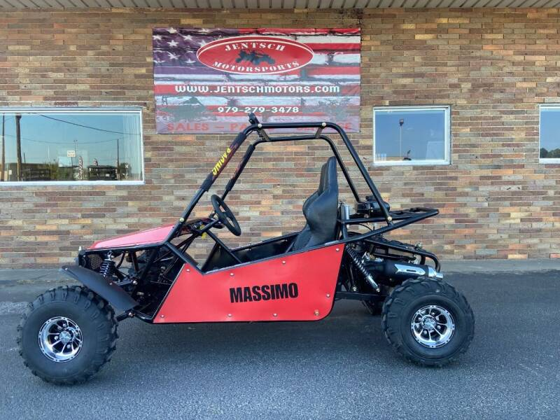 2021 Massimo GK 200M for sale at JENTSCH MOTORS in Hearne TX