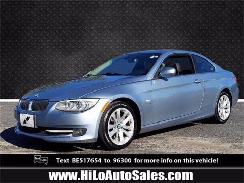 2011 BMW 3 Series for sale at BuyFromAndy.com at Hi Lo Auto Sales in Frederick MD