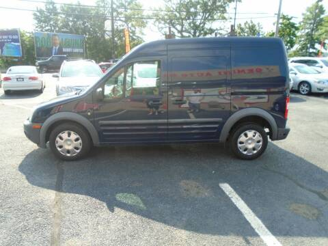 2012 Ford Transit Connect for sale at Gemini Auto Sales in Providence RI
