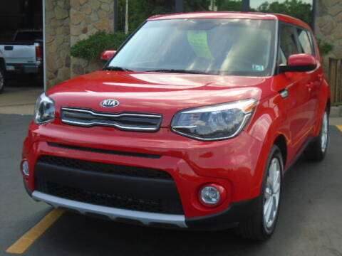 2019 Kia Soul for sale at Rogos Auto Sales in Brockway PA