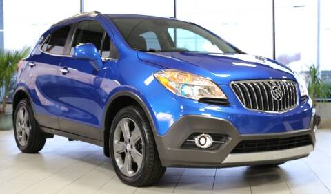 2013 Buick Encore for sale at Car Culture in Warren OH