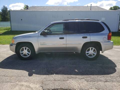 2006 GMC Envoy for sale at Steve Winnie Auto Sales in Edmore MI