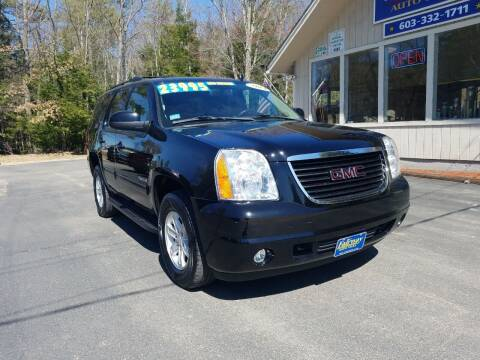 2014 GMC Yukon for sale at Fairway Auto Sales in Rochester NH