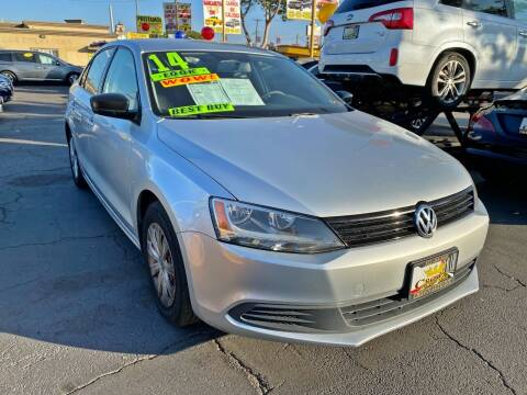 2014 Volkswagen Jetta for sale at Crown Auto Inc in South Gate CA