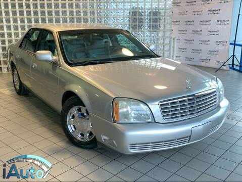 2004 Cadillac DeVille for sale at iAuto in Cincinnati OH