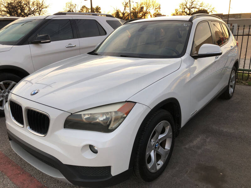 2013 BMW X1 for sale at Auto Access in Irving TX