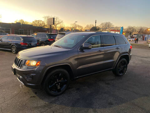 2015 Jeep Grand Cherokee for sale at BWK of Columbia in Columbia SC