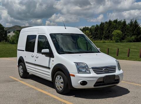 2013 Ford Transit Connect for sale at Budget City Auto Sales LLC in Racine WI