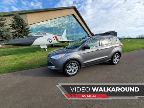 2013 Ford Escape for sale at McMinnville Auto Sales LLC in Mcminnville OR