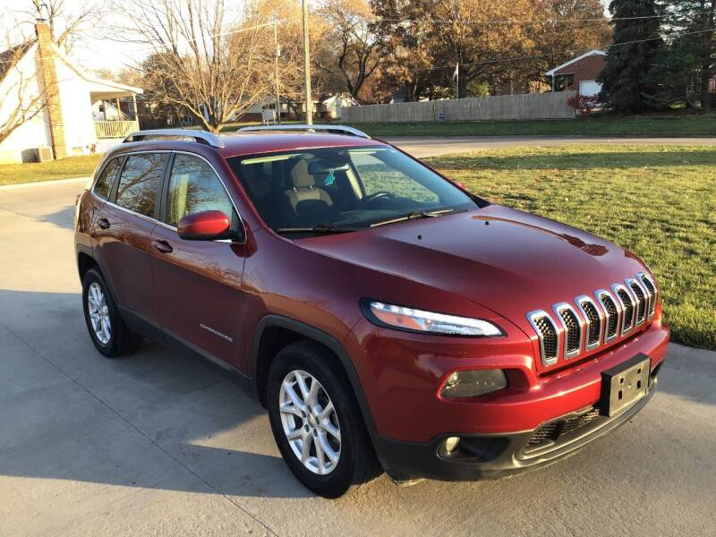 2016 Jeep Cherokee for sale at Bam Motors in Dallas Center IA