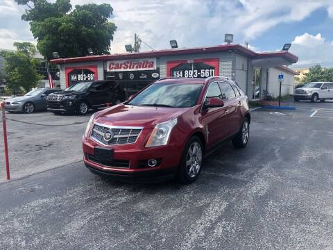 2011 Cadillac SRX for sale at CARSTRADA in Hollywood FL
