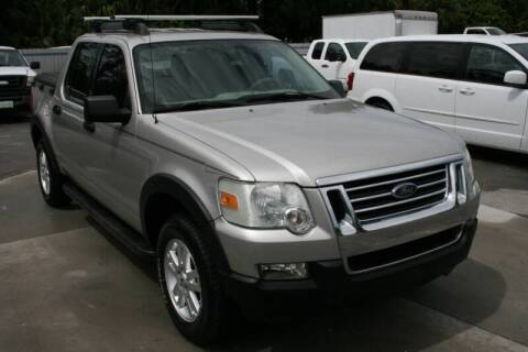 2007 Ford Explorer Sport Trac for sale at Mike's Trucks & Cars in Port Orange FL