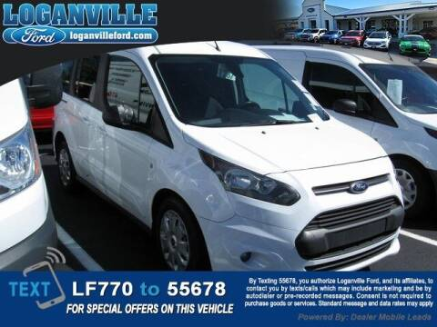2015 Ford Transit Connect Wagon for sale at Loganville Quick Lane and Tire Center in Loganville GA