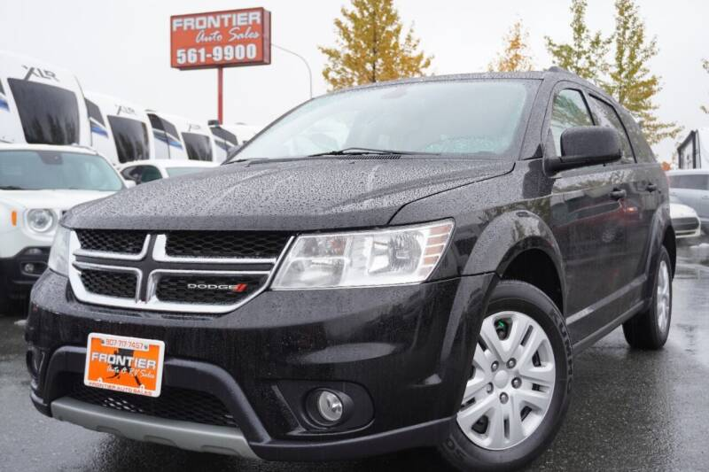 2018 Dodge Journey for sale at Frontier Auto & RV Sales in Anchorage AK