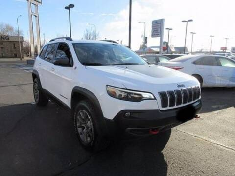 2020 Jeep Cherokee for sale at Platinum Car Brokers in Spearfish SD