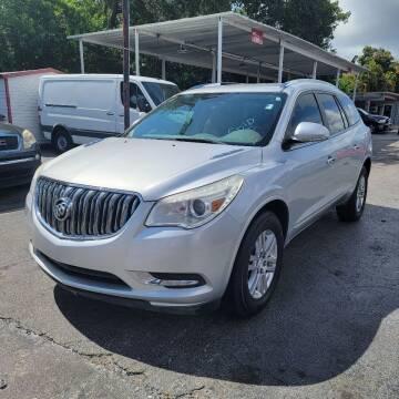 2015 Buick Enclave for sale at America Auto Wholesale Inc in Miami FL