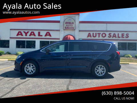 2018 Chrysler Pacifica for sale at Ayala Auto Sales in Aurora IL