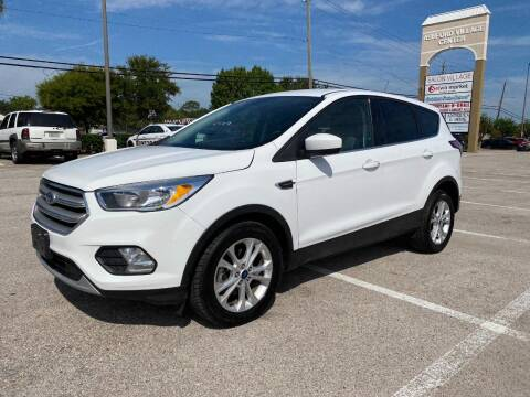 2017 Ford Escape for sale at T.S. IMPORTS INC in Houston TX