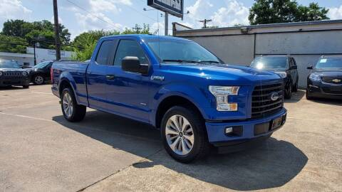 2017 Ford F-150 for sale at International Auto Sales in Garland TX