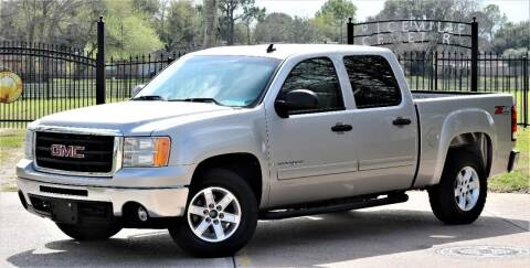 2009 GMC Sierra 1500 for sale at Texas Auto Corporation in Houston TX