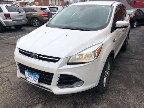 2013 Ford Escape for sale at Best Deal Motors in Saint Charles MO